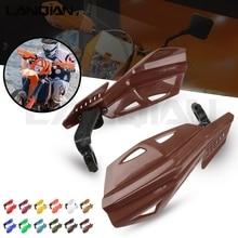 Para honda motocicleta protetor de mão motocross handguard crf230f sl230 xr230/motard xr250/motard crm250r/ar xr400motard