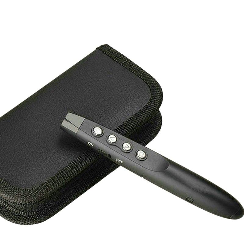 Беспроводная лазерная ручка-указка для презентаций, 2,4 ГГц