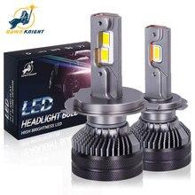 DAWNKNIGHT K5C 4300K 110W H7 H4 Led Lamp Double Copper Tube 3000K Led Lights For Car H11 HB3 9005 HB