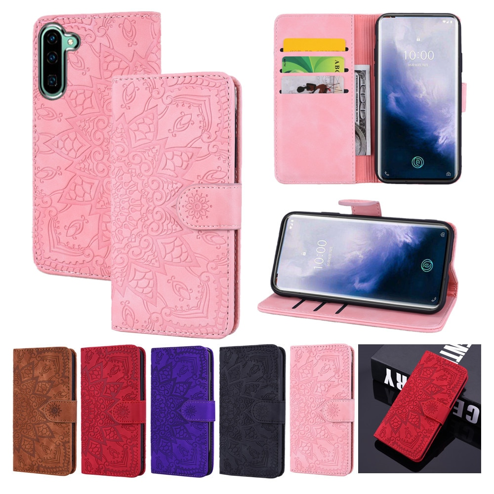 3D Emboss S21 Plus Case for Samsung Galaxy S20 FE Note 20 Ultra 10 Lite S10e S9 Plus Flip Leather Wallet Card Holder Cover Bag