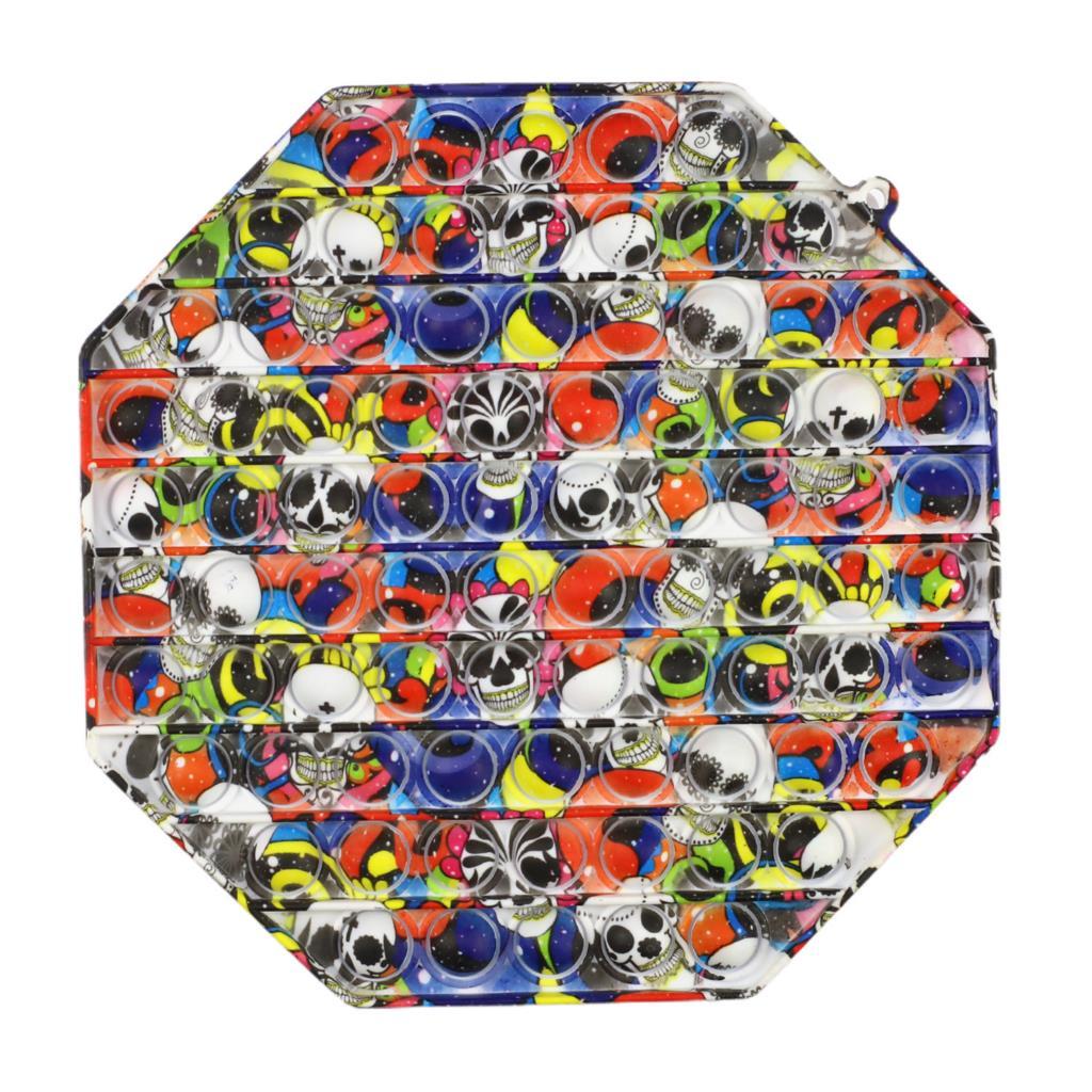 BIG SIZE Fidget Toys Pops It Square Antistress Toy Push Bubble Sensory Squishy Jouet Pour Autiste For Adult Children Gift F5 enlarge