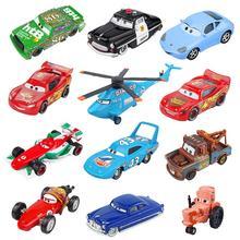 Foudre McQueen Jackson tempête Doc Hudson Mater 155 métal moulé sous pression en alliage modèle voitures 2 3 cadeau danniversaire garçon jouets