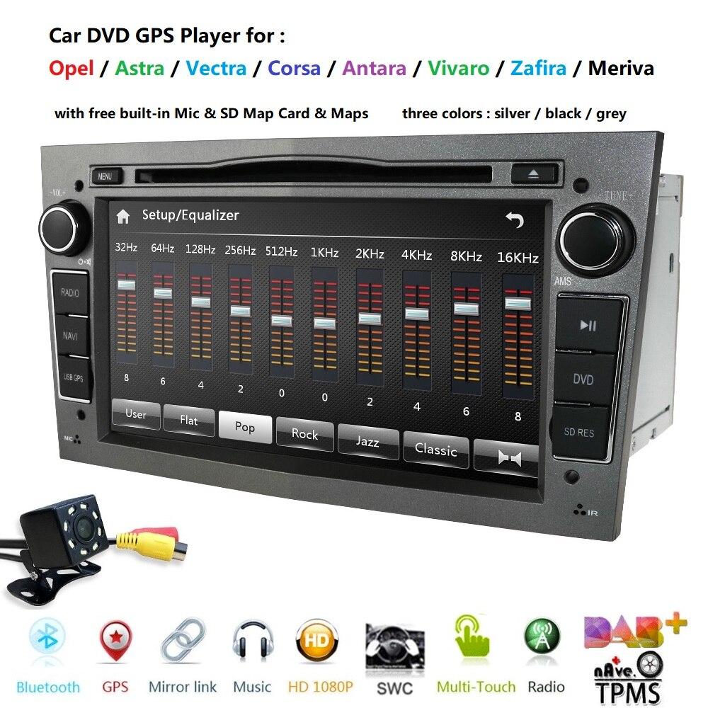 Авторадио 2 Din автомобильный DVD GPS навигация для Opel Astra H G J Antara vectra c b Vivaro astra H corsa c d zafira b мультимедийный блок