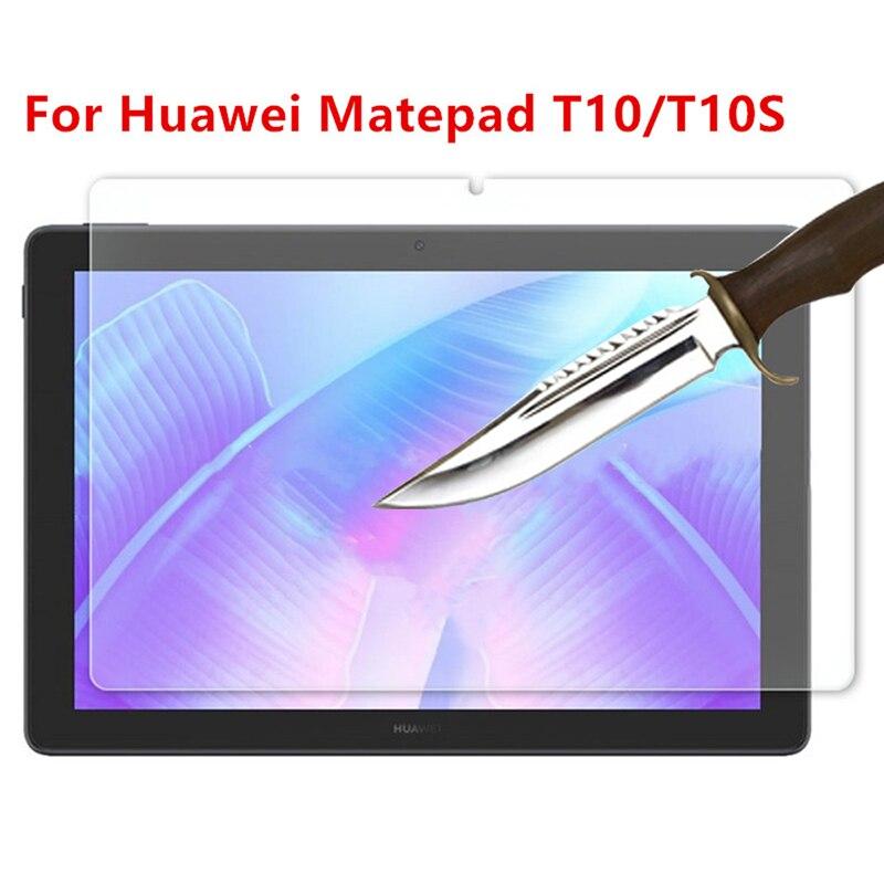 Защитное стекло для Huawei MatePad T10S/T10, закаленное стекло 9H 10,1 дюйма AGS3-L09 /W03 AGR-L09 /W03
