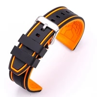 replacement silicone band strap for garmin vivoactive 3 forerunner 245 645 watchband strap for vivomove hr music wristband