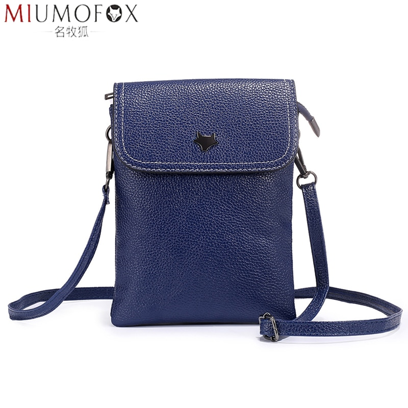 Envelope saco do telefone móvel moda simples couro do plutônio feminino pequenos sacos para 5.0/5.5/6.3/6.4/7 polegadas bolsa do telefone aleta mensageiro saco
