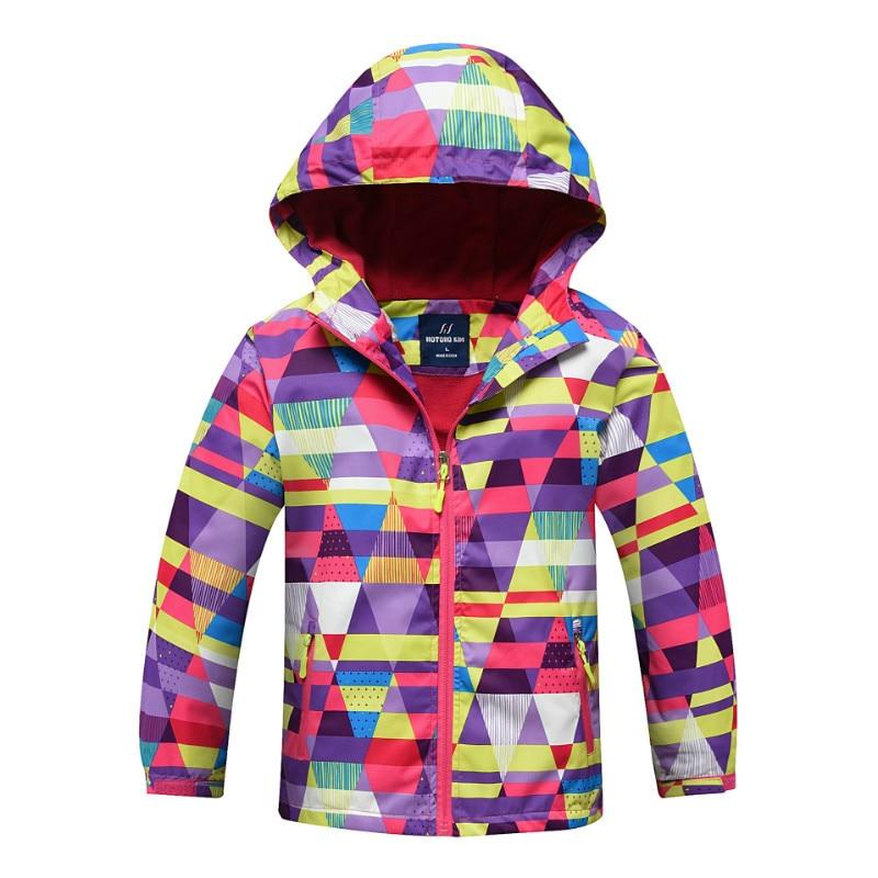 2019 ropa para niños chaquetas para niños con capucha forro polar abrigo caliente para adolescentes sudaderas con capucha para niñas chaqueta de bebé