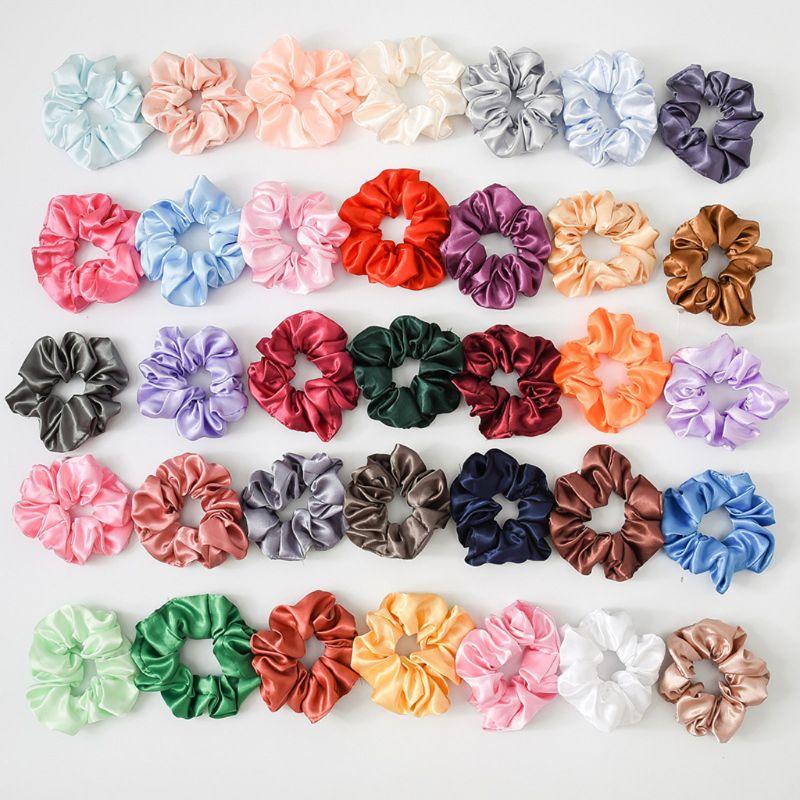 Корейские-атласные-эластичные-резинки-для-волос-20-шт-резинки-для-конского-хвоста-завязки-для-волос-однотонные-женские-головные-уборы-дл