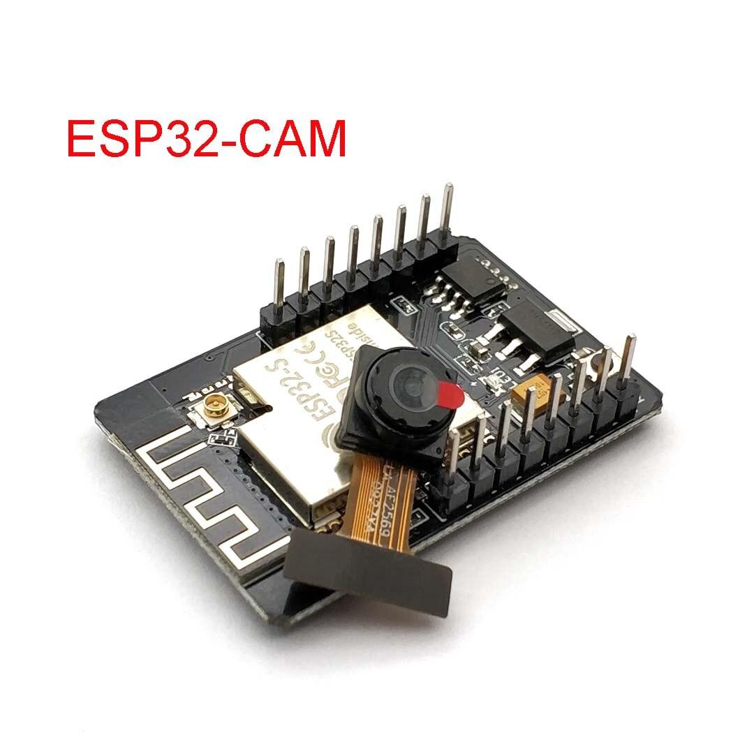ESP32-CAM WiFi модуль ESP32 последовательный к WiFi ESP32 CAM макетная плата 5V Bluetooth с модулем камеры OV2640