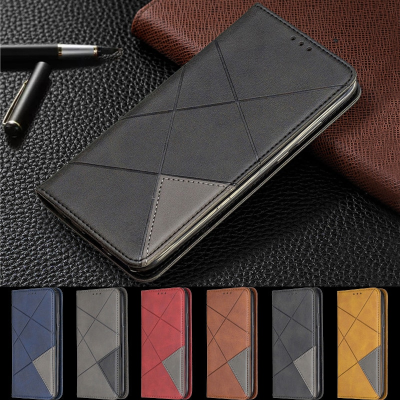 Huawei y5 2019 caso de couro magnético caso fino na para huawei y5 2019 AMN-LX1 amn lx2 lx3 lx9 y 5 2019 y5p flip suporte capa do telefone