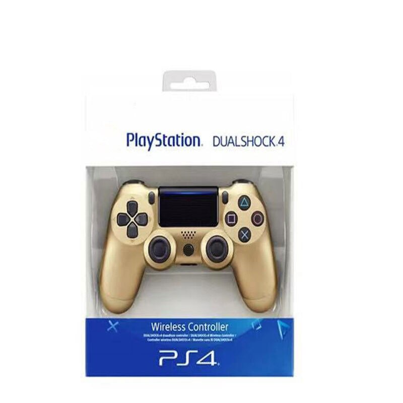 الأصلي بلوتوث لوحة ألعاب لاسلكية تحكم ل PS4 بلاي ستيشن 4 وحدة التحكم جهاز التحكم في عصا التحكم ل PS4 Dualshock 4