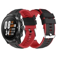 22mm silicone strap for coros apex pro smartwatch wrist band for coros apex 46mm watchband accessories