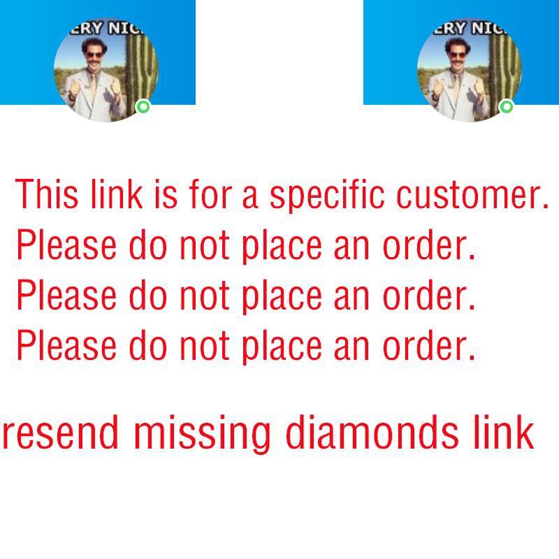Cuadro de diamantes punto de cruz bordado de diamantes reenvío falta enlace de diamantes