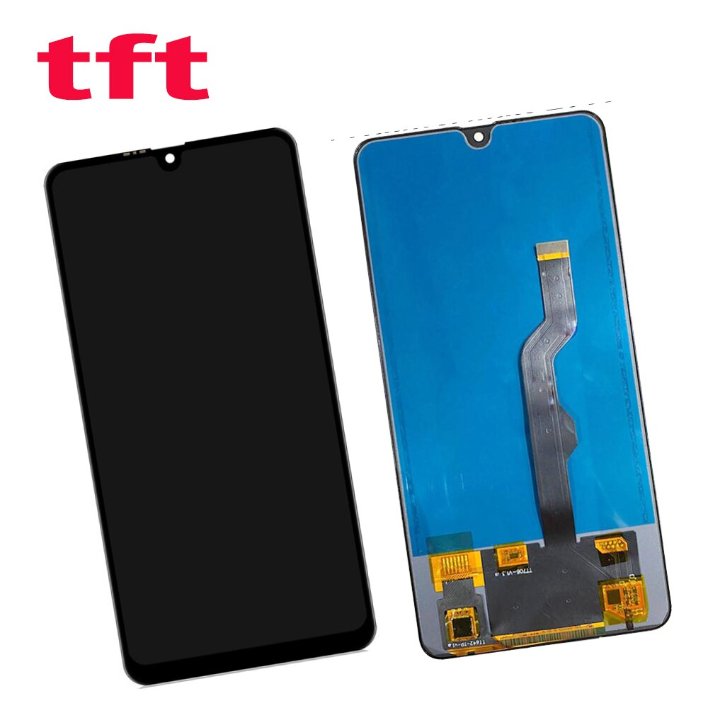 100% Tested LCD for Huawei Mate 20X LCD Display Touch Screen Digitizer Assembly for Huawei MATE 20X Screen MATE 20 X LCD enlarge