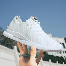 Fashion mens summer sneakers Outdoor Jogging Casual Shoes Comfortable Breathable Men Walking Shoes L