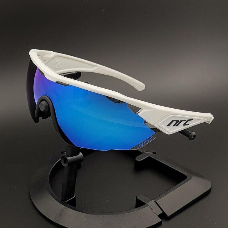 Gafas de Ciclismo fotocromáticos de las mujeres de los hombres a prueba de viento gafas de senderismo UV400 deporte gafas de sol gafas de 3 lentes al aire libre gafas de Ciclismo