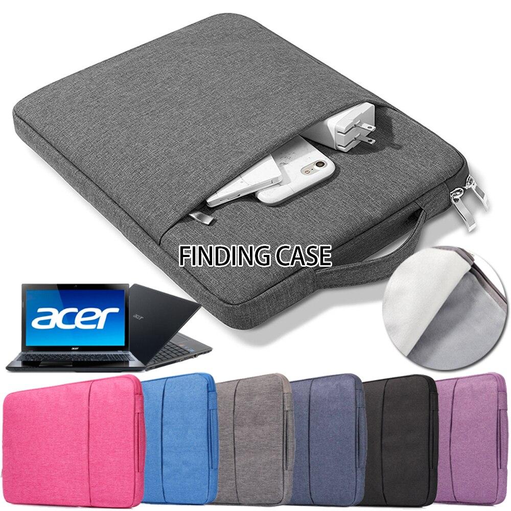Waterproof Laptop Sleeve Bag Case for Acer One 10/Aspire E3-112/E5-475/ES1-111M/ES1-131/ES1-132/ES1-311/ES1-332 Laptop Case