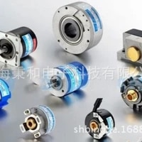 binghe single turn encoder bhn pb 9104s blind hole installation high precision and stable performance