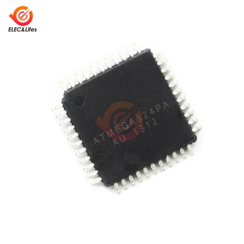 1 piezas ATMEGA324PA-AU ATMEGA324PA ATMEGA324 QFP-44 nuevo original IC MCU 8BIT 32KB FLASH