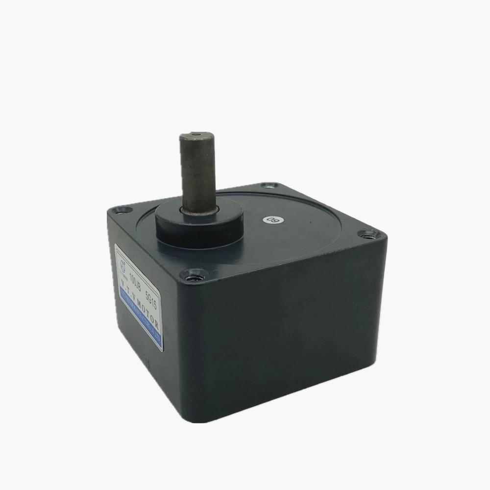 high quality electric gear box 100JB25G15 part of gear motor enlarge