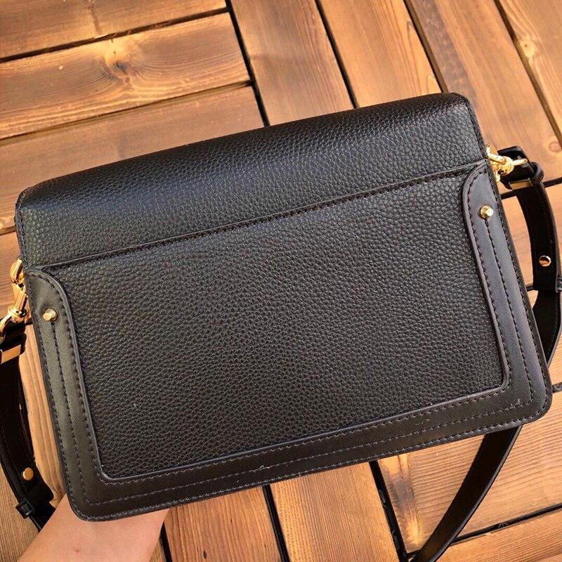 Роскошная женская сумка, большой бренд, дизайн 2020, новая большая страна, эмблема, модная, на одно плечо, кожанная маленькая квадратная сумка ...
