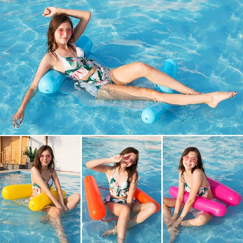 180cm giant inflatable beer cup beer bottle shap air mattress air bed adults kids floating row water fun toys beach boia piscina Inflatable Floating Row Air Mattress Pool Party Floating Chair Lounger Beach Bed Swimming Ring Recliner Foldable Water Hammock