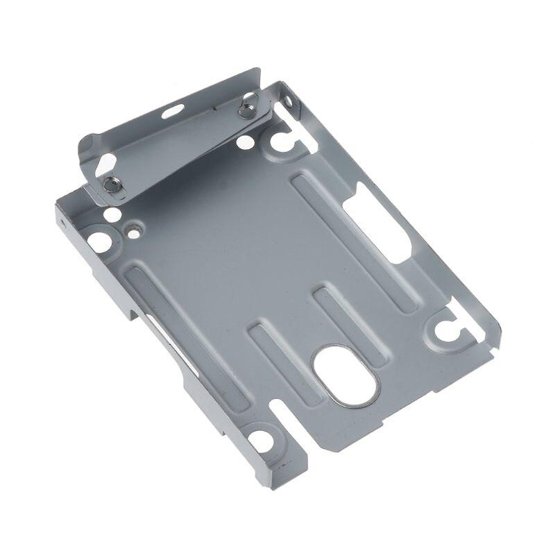 Disco rígido disco rígido hdd base bandeja suporte de montagem para playstation 3 ps3 magro s 4000 com parafusos 77ha