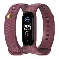 Для Mi Band 5 6 ремень браслет Miband 5 Opaska браслет для Xiaomi, Correa, смарт-браслет 4 в едином положении во время занятий легкой атлетикой, силиконовые пас...