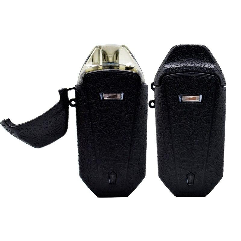 Защитный силиконовый чехол для Aspire avp pro mod vape kit текстура кожи резиновый защитный чехол 2 шт