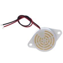95DB Alarm High-decibel 3-24V 12 V Electronic Buzzer Beep Alarm Intermittent Continuous Beep For Arduino SFM-27 Passive Buzzer