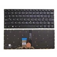 Nouveau clavier dordinateur portable américain pour Lenovo IdeaPad 710S-13IKB 710S-13ISK Air 13 Pro 13.3