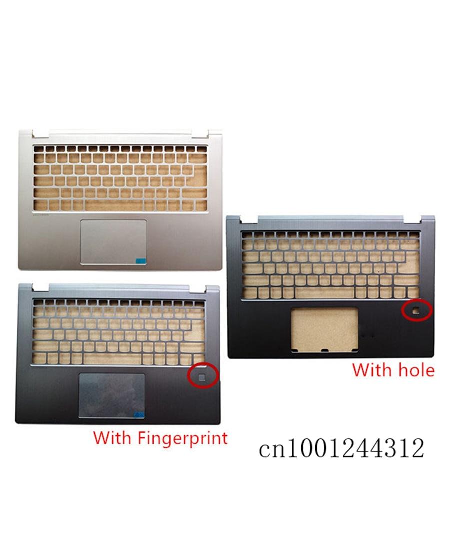 غطاء علوي للوحة المفاتيح Lenovo YOGA 530-14 ، 530-14IKB ، 530-14ARR Flex ، 6-14