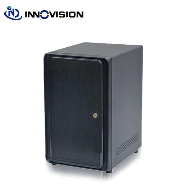 Wholesales price 8bays IPFS Mining Network NAS Hard Drive  Mini-ITX Storage Server Case