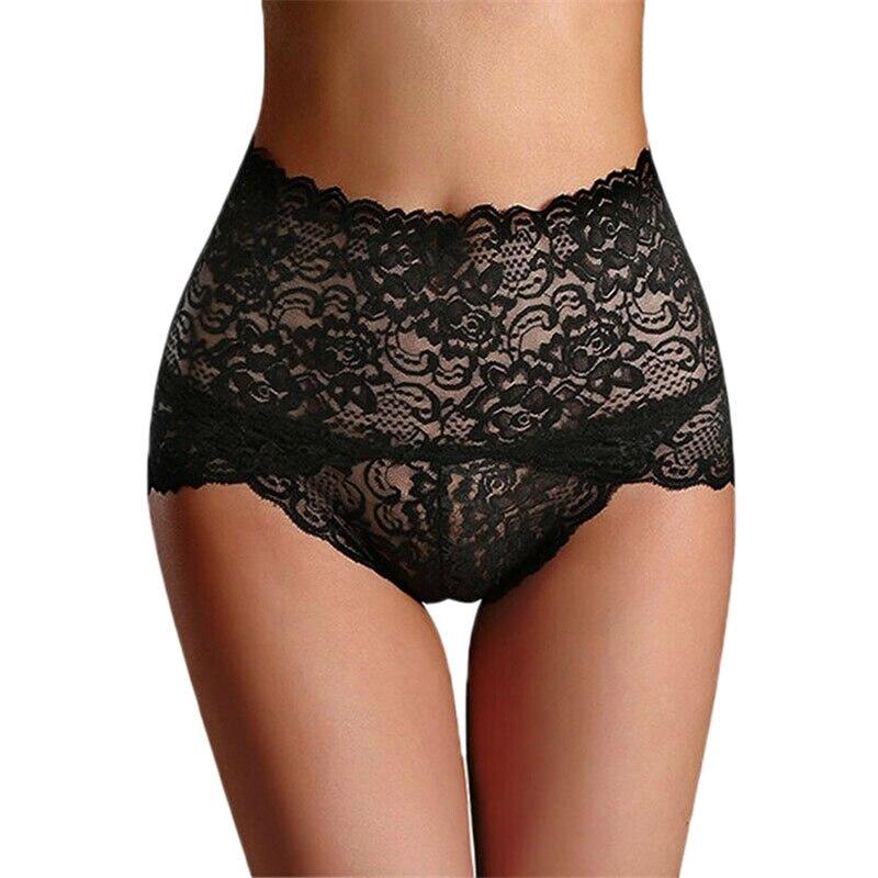 Women Body Building Seamless Lace Panties Breathable High Waist Butt Lift Briefs Fitness Underwear