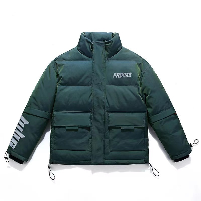 Мужской пуховик, короткая зимняя куртка, Мужская новая зимняя куртка 2021, брендовая утепленная куртка для пары, повседневная мужская куртка