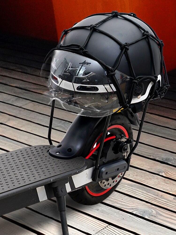 Сетка эластичная для груза, эластичная сетка для мопедов, мотоциклов, скутеров, мотоциклов, 6 крючков, для M360/Pro/1s