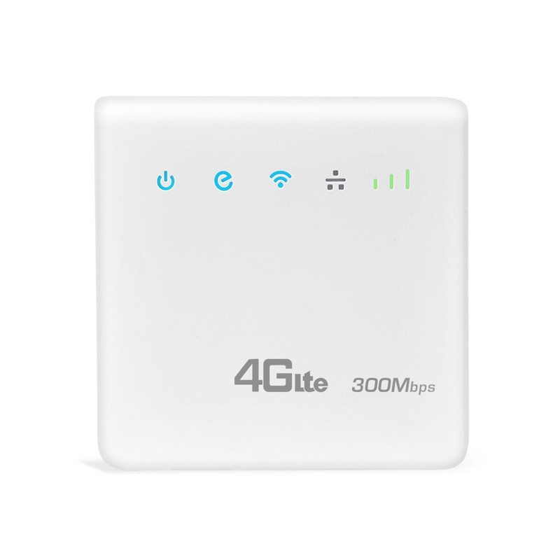 Разблокированные 300 Мбит/с Wi-Fi роутеры 4G LTE CPE мобильный роутер с портом LAN Поддержка порта SIM-карты порт возможность 4g Wi-Fi роутер 4g Sim-карта 2020