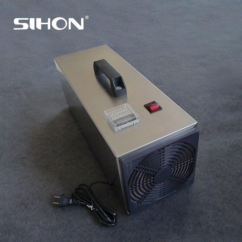 Gran oferta generador de ozono de aire 30 g/h purificador de aire eliminación de olor desinfectante con certificado CE RoHS