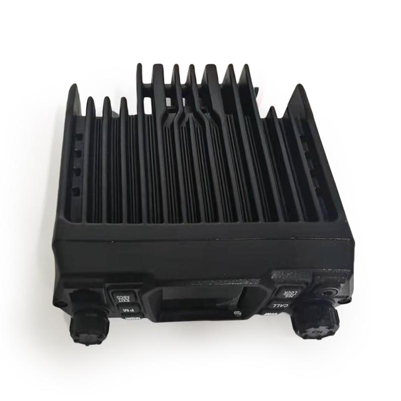QYT 980PLUS 980 PLUS QYT980 Mobile Car Radio 75W VHF 55W UHF Dual Band Quad Standby Colorful Display Ham CB HM FM Transceiver enlarge