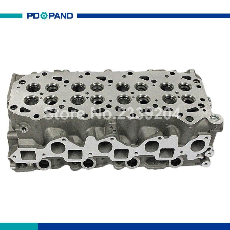 908 506 ZD30 piezas de motor cabeza de cilindro desnudo 11039-VC101 11039-VC10A 77010-58028 para Nissan Opel Vauxhall Renault