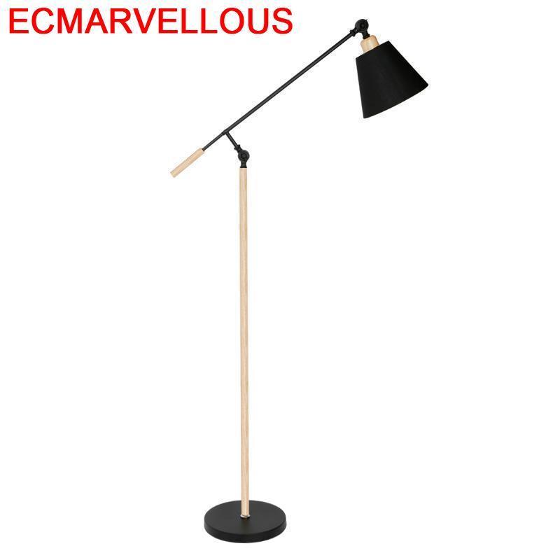 Vloerlamp-Lámpara De Pie para sala De estar, lámpara De Pie para salón...
