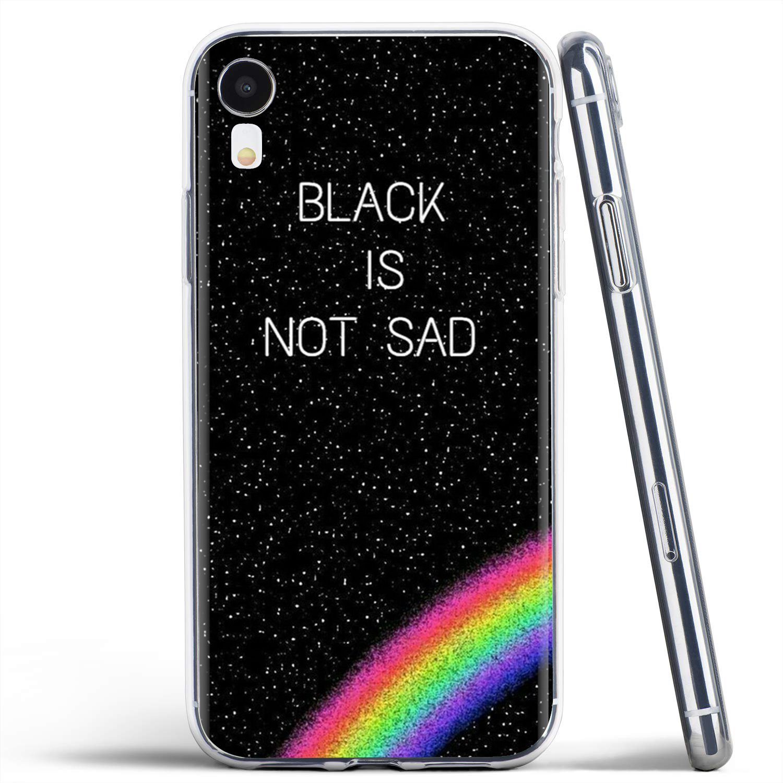 TV Skam negro es mi Color feliz bonita funda de teléfono de silicona para Huawei Honor Y5 2018 2019 8S 9X Pro 20 10 10i Lite