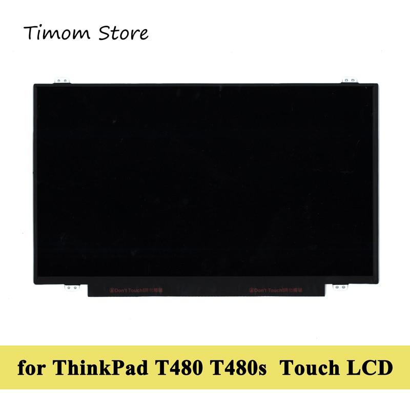 B140HAK01.0 صالح NV140FHM-T00 R140NWF5 R1 R140NWF5 R6 اللمس LCD شاشة 1920*1080 IPS 40 دبابيس ل 14.0