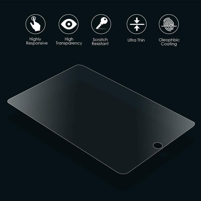 Защитное закаленное стекло для экрана для iPad Air 3rd Gen (2019) iPad Pro 10,5 модель A2123 A2153 A2152 A1701 A1709 покрытие из закаленного стекла