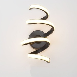 Applique LED Murale Luminaire Lampe Wall Light Mur Sconce Lampada Camera Muro Lamparas De Pared Bedroom Wandlampen Wholesale