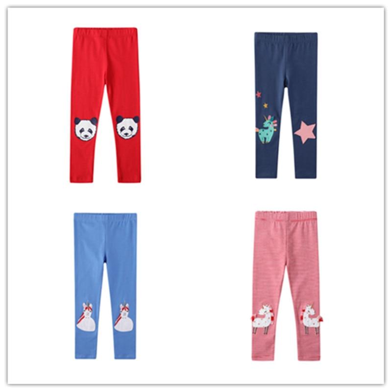 Girls Leggings birds flowers Cute Legging kids girls Toddler 2-7 Years Kids Girls Autumn spring cotton pants trousers Clothes