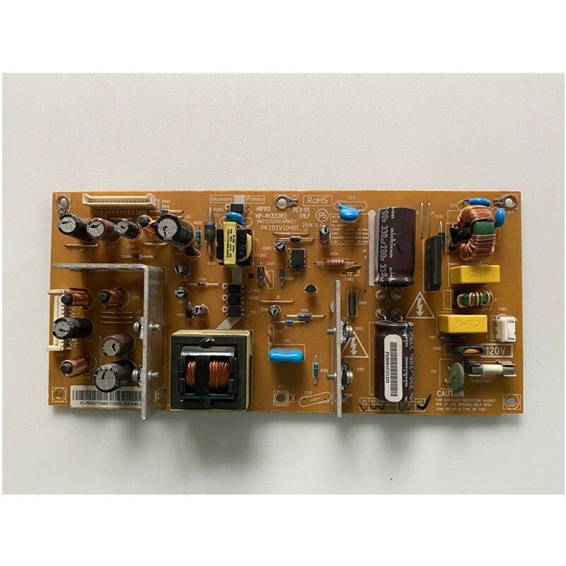 Toshiba 26AV52R power supply board HIPR0 HP-N1332R2 PK101V1040I