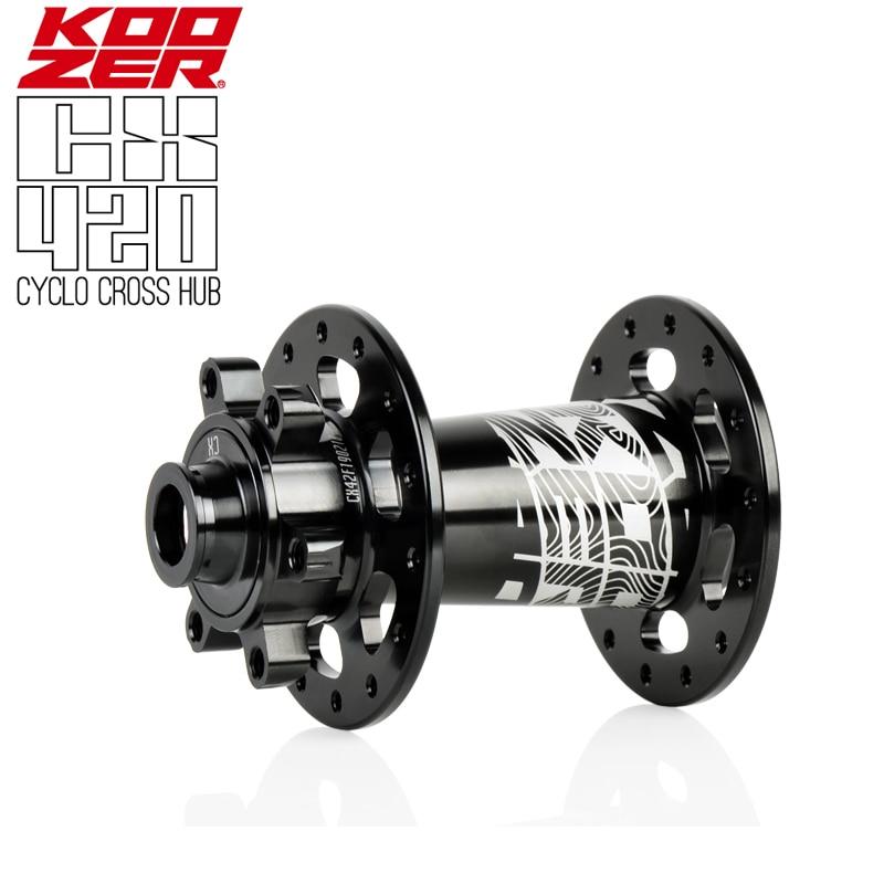 Koozer cx420 xc bicicleta hub 28 buracos mtb mountain bike downhill dh disco freio boost 12mm através do eixo 12x100 9x100 frente cubos de bicicleta