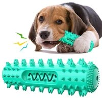 new dog toothbrush toys for dogs interactive toy training iq teeth cleaning durable small medium large dog puppy chewing