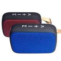 Мини-динамик портативный беспроводной громкий динамик звуковая система 3D стерео музыка уличный динамик Bluetooth-совместимый Поддержка FM TF кар...